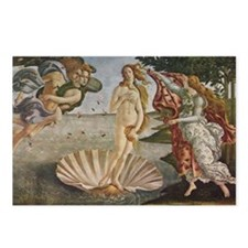 The Birth of Venus Postcards (Package of 8)