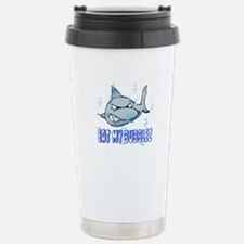 Eat My Bubbles Travel Mug