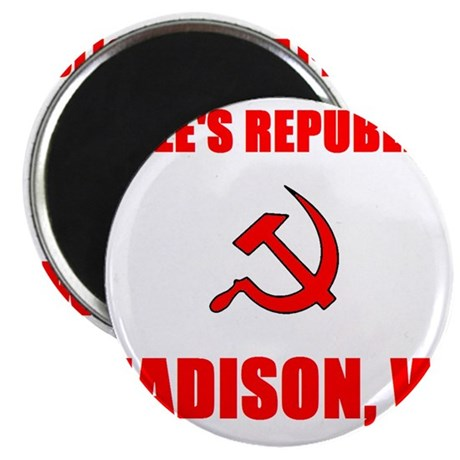 peoplesrepublicmadison Magnets