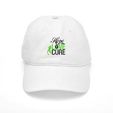 Lymphoma HOPE LOVE CURE Baseball Cap