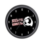 JfH Chewie Wall Clock