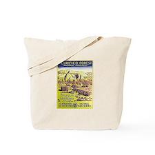 Petrified Forest Vintage WPA Art Tote Bag