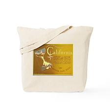 California Travel Guide WPA Art Tote Bag