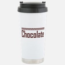 mmm, Chocolate Travel Mug
