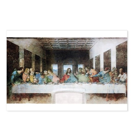 The Last Supper. Postcards (Package of 8)