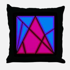 Archimedes Puzzle Throw Pillow