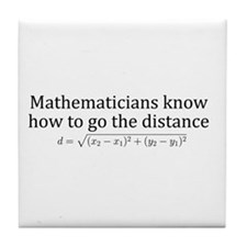 Mathematicians know how to go the distance Tile Co