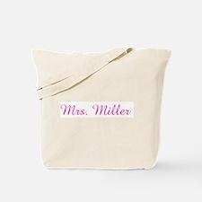 Mrs. Miller Tote Bag