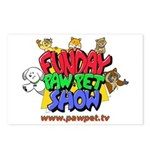 Funday Postcards (Package of 8)
