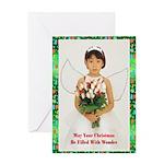Child Angel 2 Greeting Card