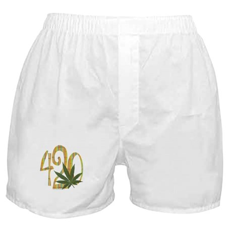 It must be 420 - Boxer Shorts