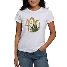 It must be 420 - Tee
