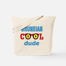 Bruneian Cool Dude Tote Bag