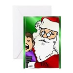 Holiday Cards Greeting Card