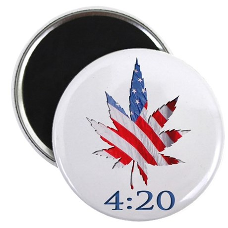 """It must be 420 - 2.25"""" Magnet (100 pack)"""