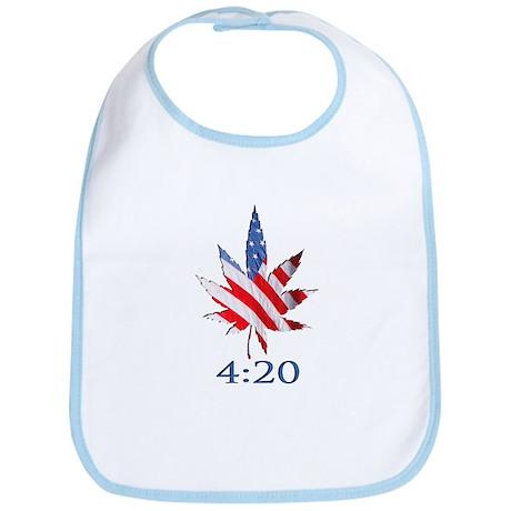 It must be 420 - Bib