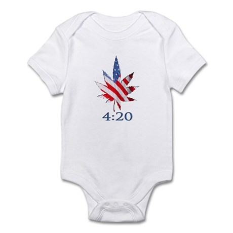 It must be 420 - Infant Bodysuit