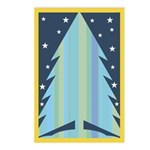 Holiday Cards Postcards (Package of 8)