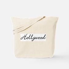 Hollywood, California Tote Bag
