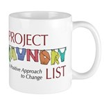 Project Laundry List Mug