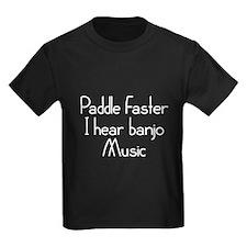 Paddle Faster I Hear Banjo Music T