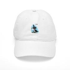 Horned Puffins Baseball Cap
