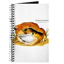 Tomato Frog Journal