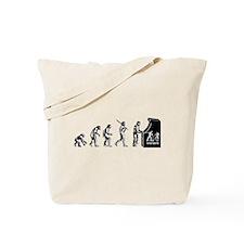 Gamer Evolution Tote Bag