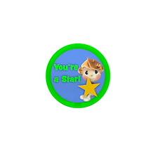 Super Patient Mini Button (10 pack)
