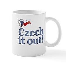 Czech It Out! Small Mug