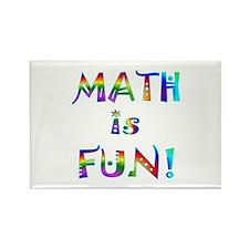 Math Rectangle Magnet