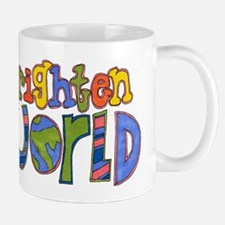 Brighten the World Mug