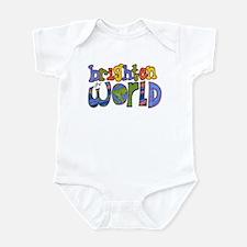 Brighten the World Infant Bodysuit