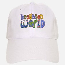 Brighten the World Baseball Baseball Cap