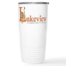 Lakeview Elementary Travel Mug