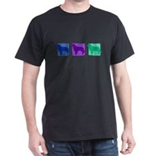 Color Row Hovawart T-Shirt