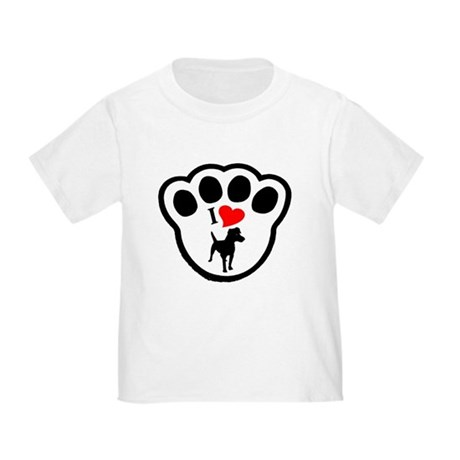 Patterdale Terrier Toddler T-Shirt