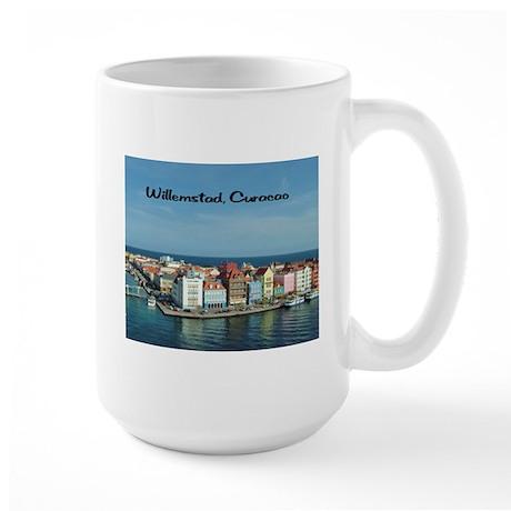 Curacao Large Mug