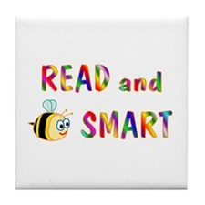 Reading Tile Coaster