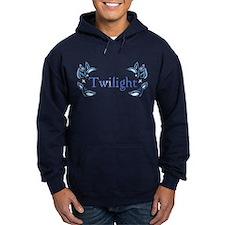 Twilight Floral Hoodie
