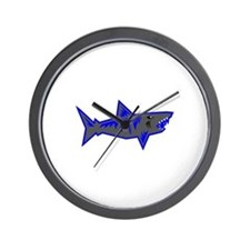 SHARK (2) Wall Clock