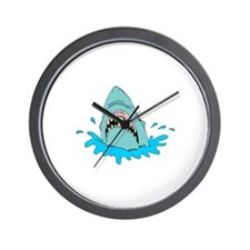 SHARK (12) Wall Clock