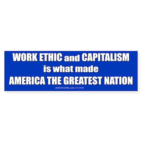 high work ethic
