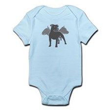 StaffBull -BullBreeds- Infant Bodysuit