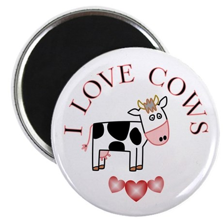 Cows Magnet