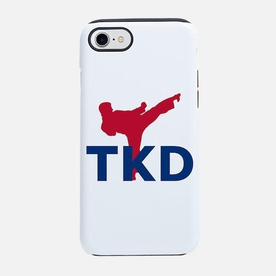 Taekwondo iPhone 7 Tough Case