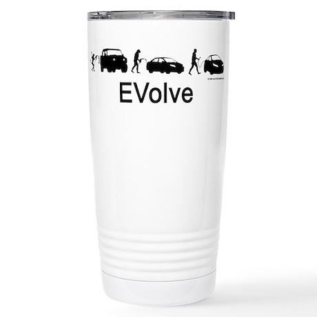 EVolve Stainless Steel Travel Mug