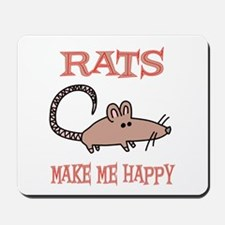 Rats Mousepad