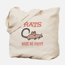 Rats Tote Bag