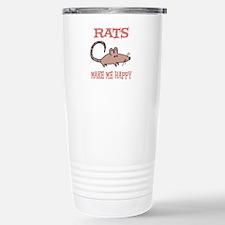 Rats Travel Mug